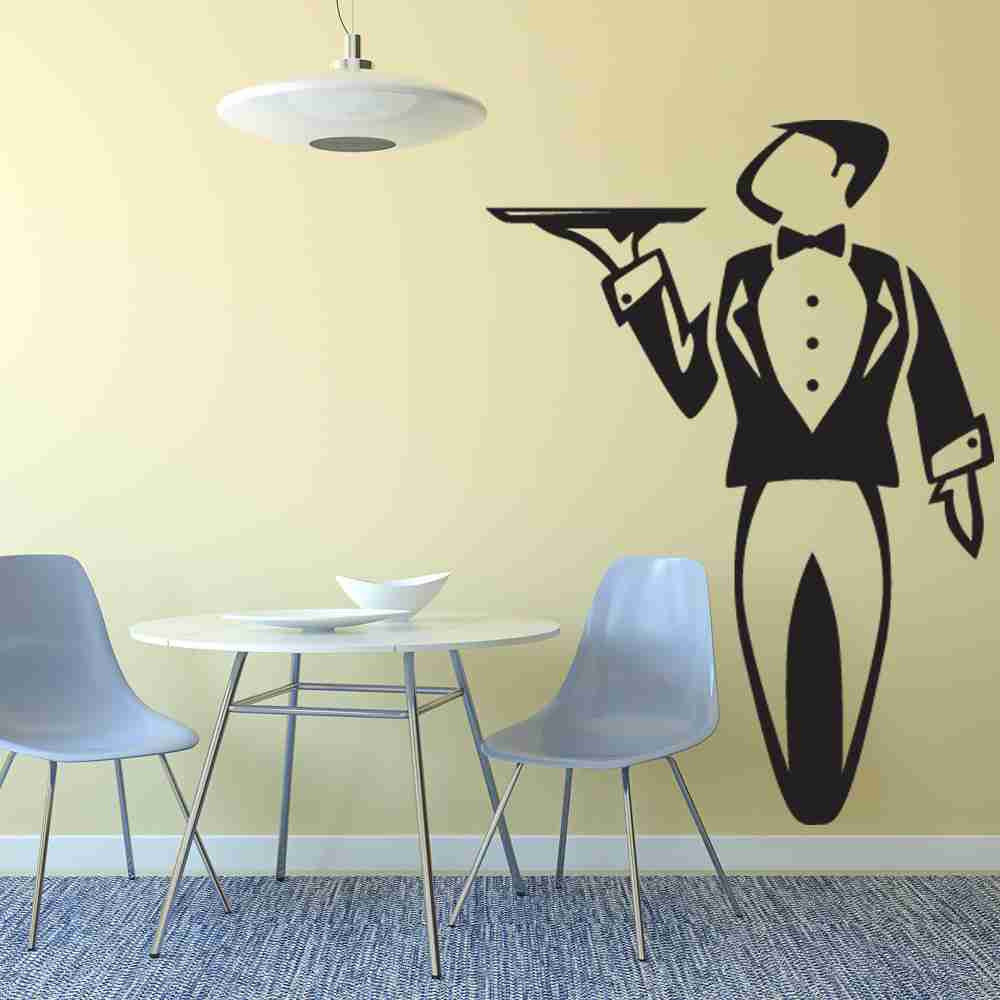 Butler Wall Decal-Wall Decals-Style and Apply