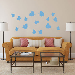 15 Butterflies-Wall Decal