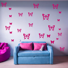 Butterflies-Wall Decal