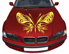 Butterfly 4-Car Decals-Style and Apply