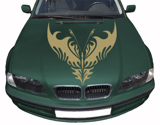 Butterfly2 Car Decal