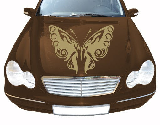 Butterfly3 Car Decal