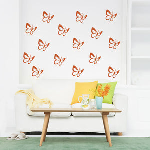 Butterflies Set 3-Wall Decals