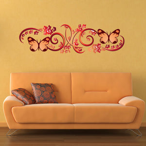 Gorgeous Butterflies-Wall Decal Stickers