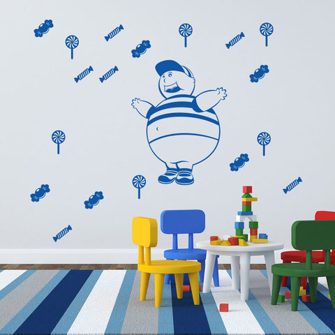 Candy!-Wall Decal