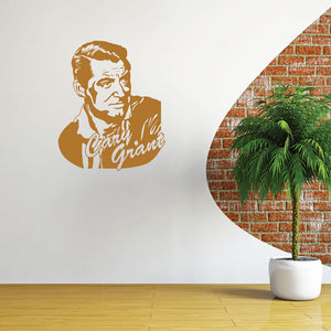 Cary Grant-Wall Decal
