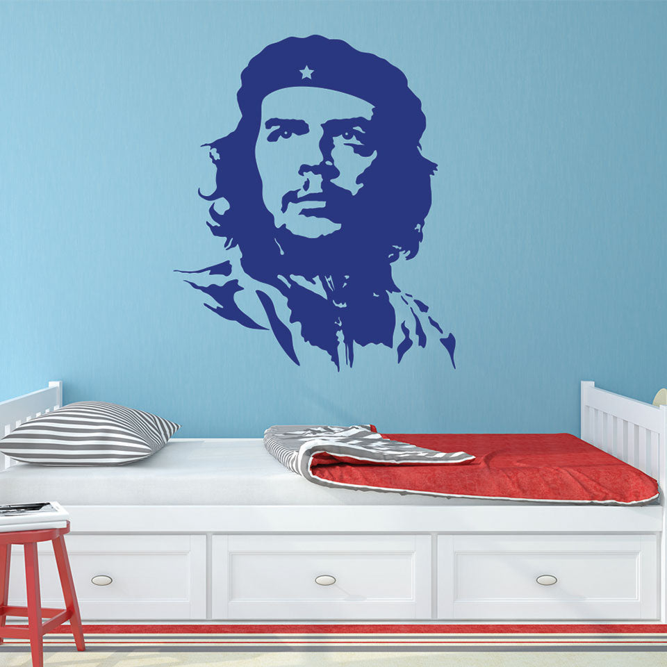 Che Guevara Wall Decal