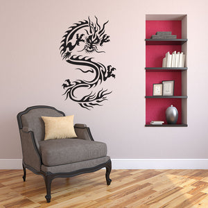 Dragon Monster Wall Decal