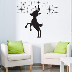 Reindeer III-Wall Decal