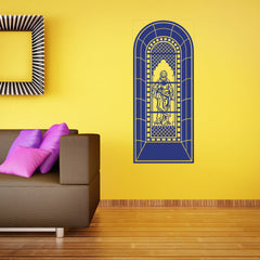 Church Window-Wall Decal