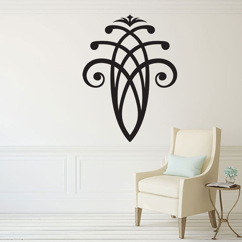 Classic Ornament-Wall Decal
