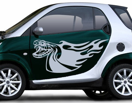 Cobra-Car Decals-Style and Apply