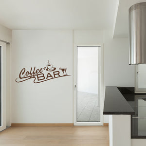 Coffee Break-Wall Decal