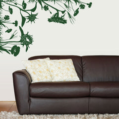 Corner Meadow Wall Decal