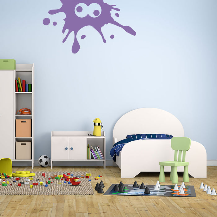 Dab of Paint Wall Decal