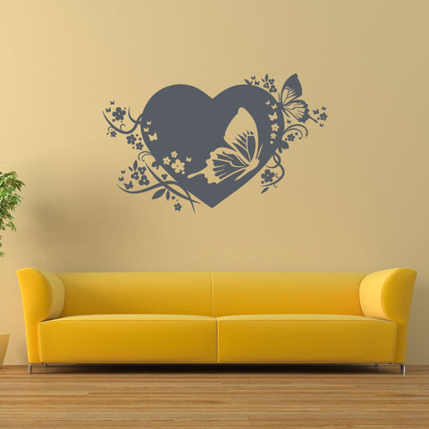 Dream Heart-Wall Decal