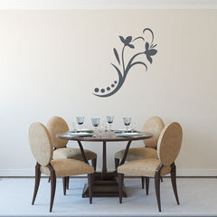 Early Bloomer-Wall Decal