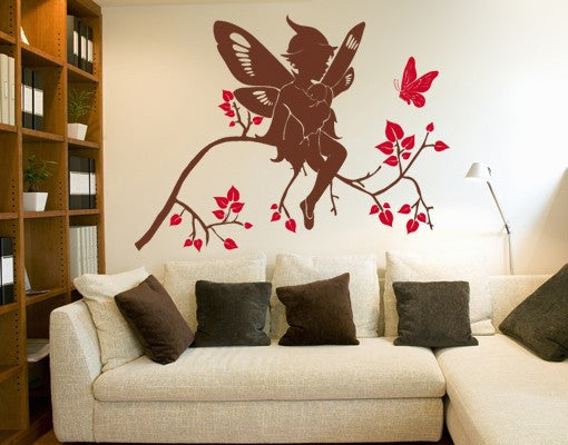 Elf-Wall Decals-Style and Apply