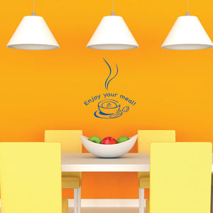 Enjoy your Meal!-Wall Decal