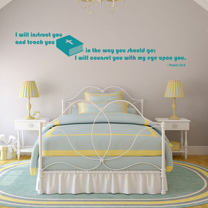 Eye Upon You-Wall Decal