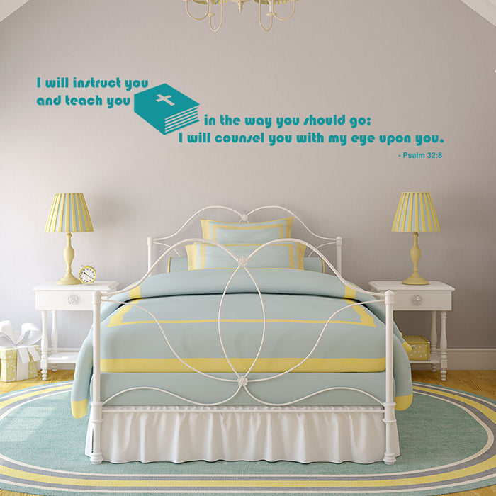 Eye Upon You Wall Decal