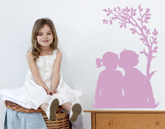 First Love-Wall Decals-Style and Apply
