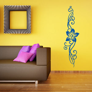 Floral Ornament  Wall Decal