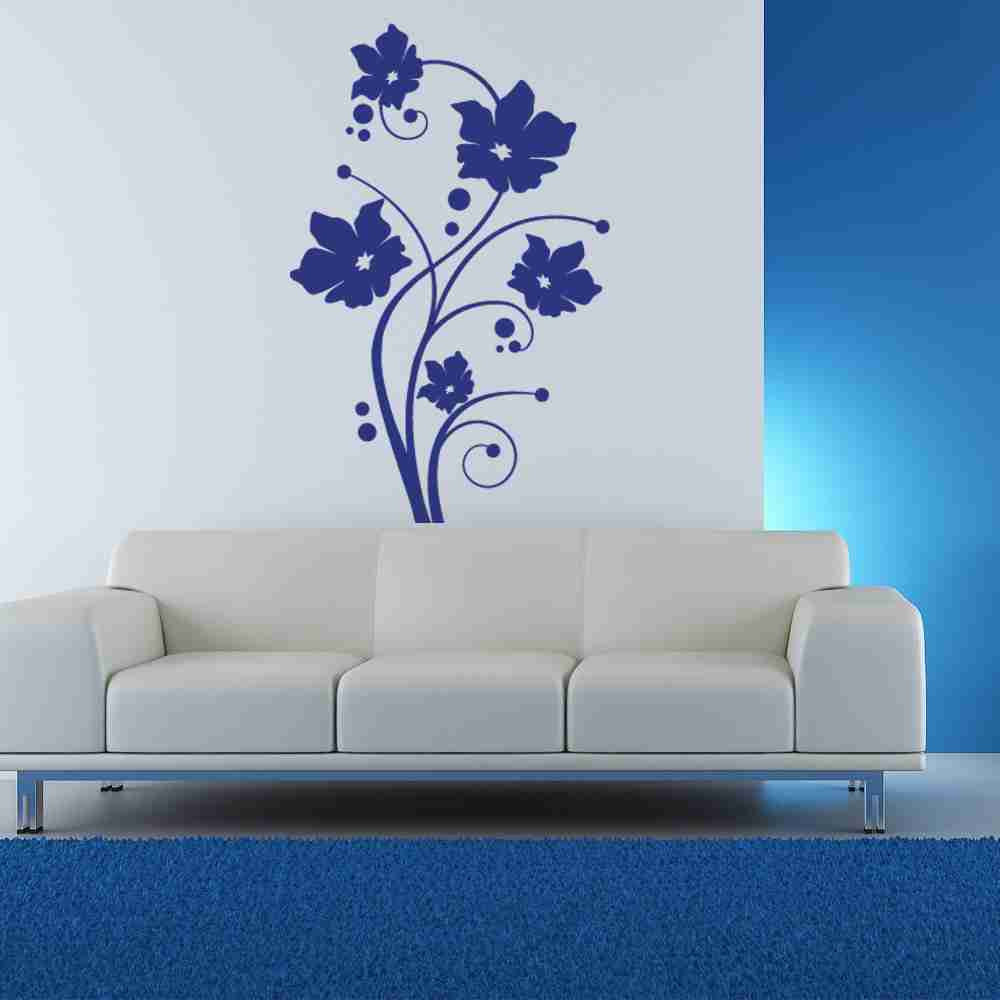 Fresh Tendril Wall Decal-Wall Decals-Style and Apply