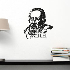 Galileo Galilei-Wall Decal