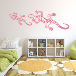 gecko-Wall Decal