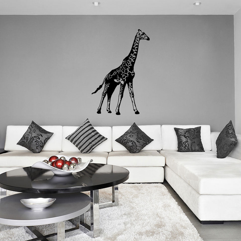 Giraffe-Wall Decal