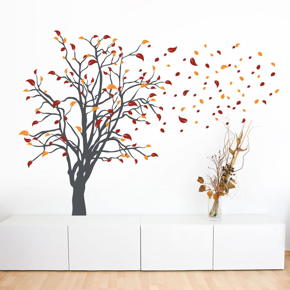 Gorgeous Tree Decal