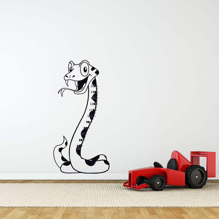 Growing Snake Wall Decal