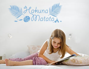 Hakuna Kids-Wall Decals-Style and Apply
