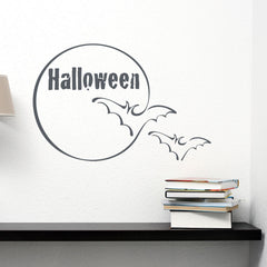 Halloween Decal