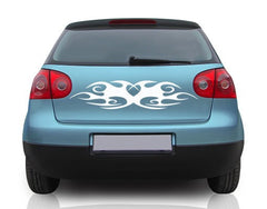 Heart Tribal-Car Decals-Style and Apply