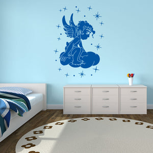 Heavenly Angel-Wall Decal