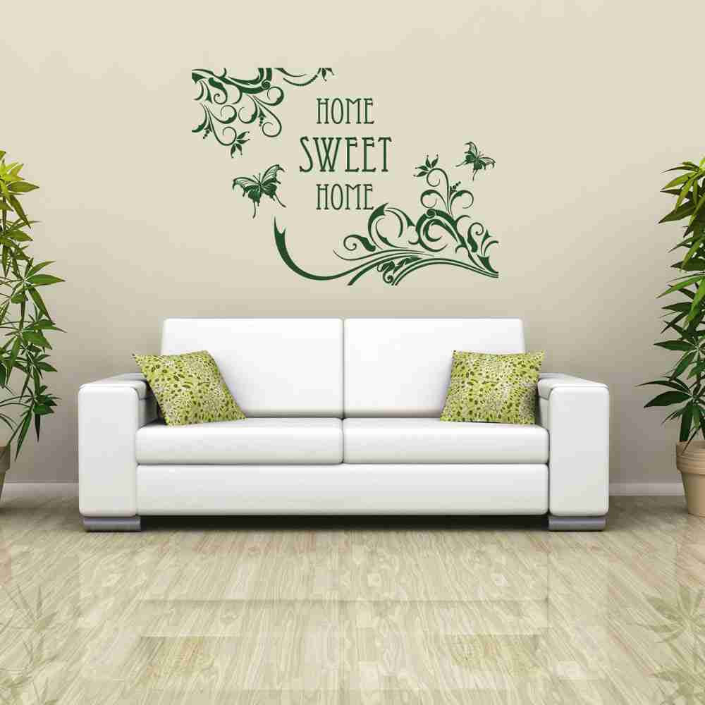 Home Sweet Home Wall Decal Wall Decals Style And Apply Part 74