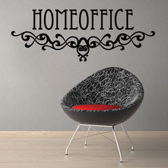 Home Office Wall Decal