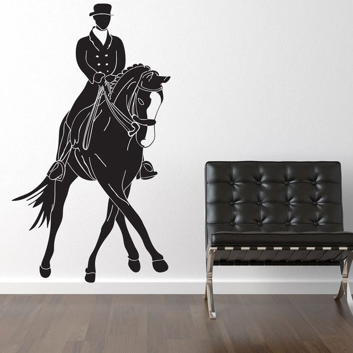 Riding Discipline Wall Decal