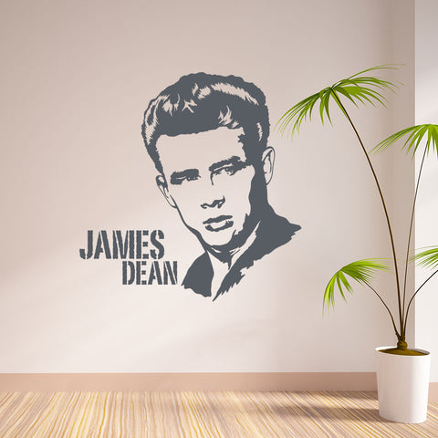 James Dean-Wall Decal