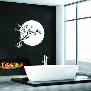 Japanese Sun Wall Decal-Wall Decals-Style and Apply