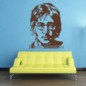John Lennon-Wall Decal
