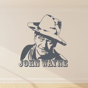 John Wayne-Wall Decal