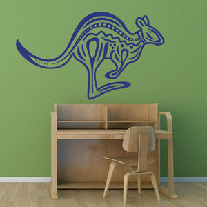 Jumper-Wall Decal