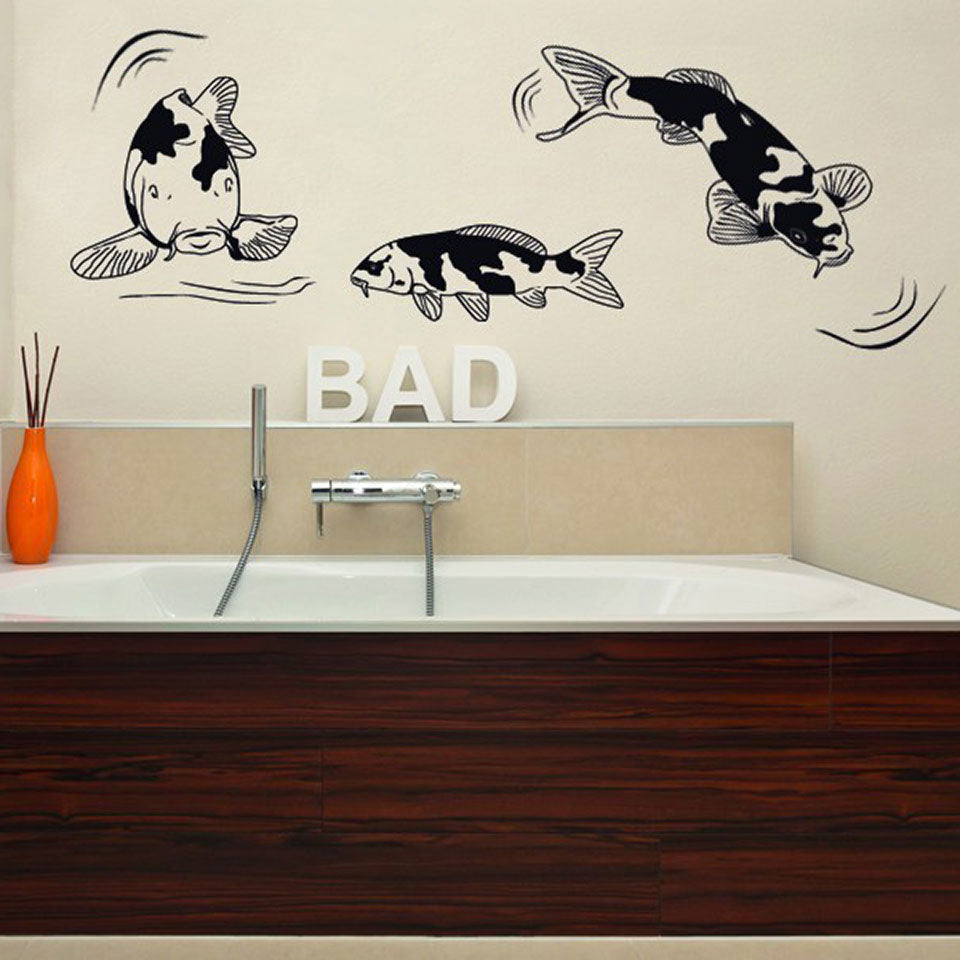Koi Wall Decal