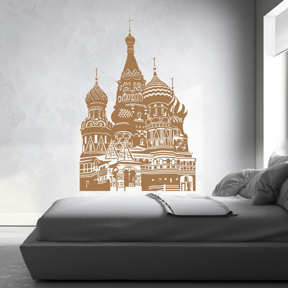 Kremlin-Wall Decals-Style and Apply