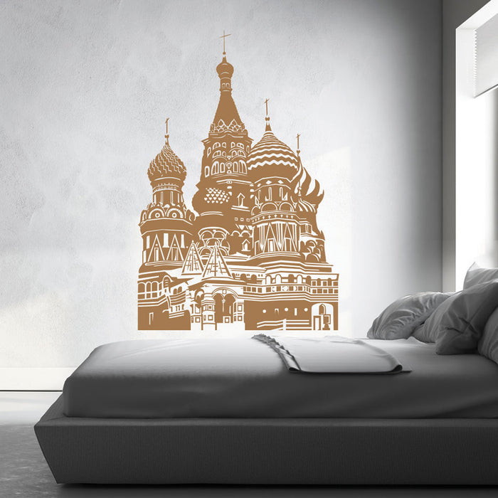 Kremlin Wall Decal