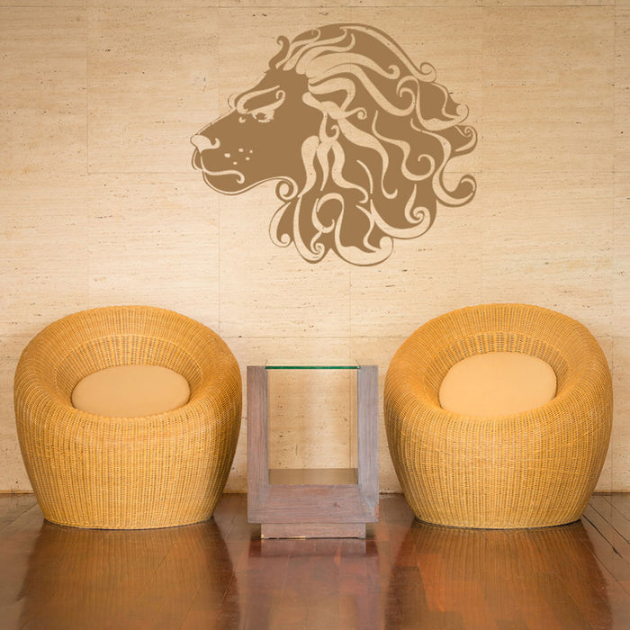 Leo Wall Decal