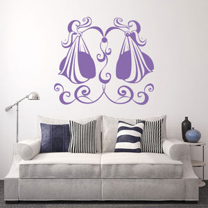 Libra Wall Decal